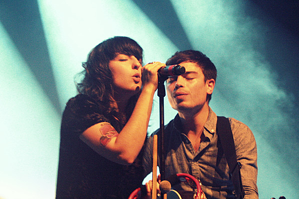 Lilly Wood and the Prick concert lille photos paulinefashio ♥ Lilly Wood and the Prick ♥